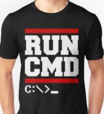 RUN CMD t-shirts T-Shirt
