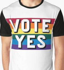 vote yes Graphic T-Shirt