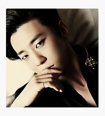 Bang Yongguk - B.A.P Photographic Print