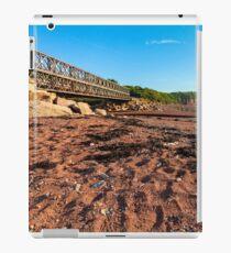 Bridge on Fundy Bay iPad Case/Skin