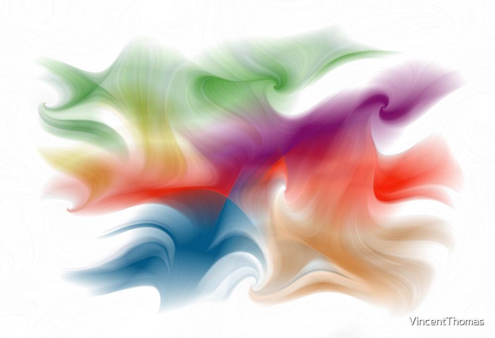 Ocean Hues by VincentThomas