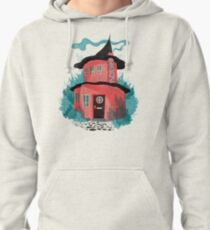 Woodland House Pullover Hoodie