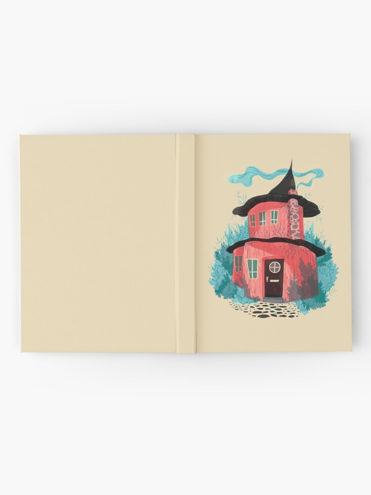 Alternate view of Woodland House Hardcover Journal