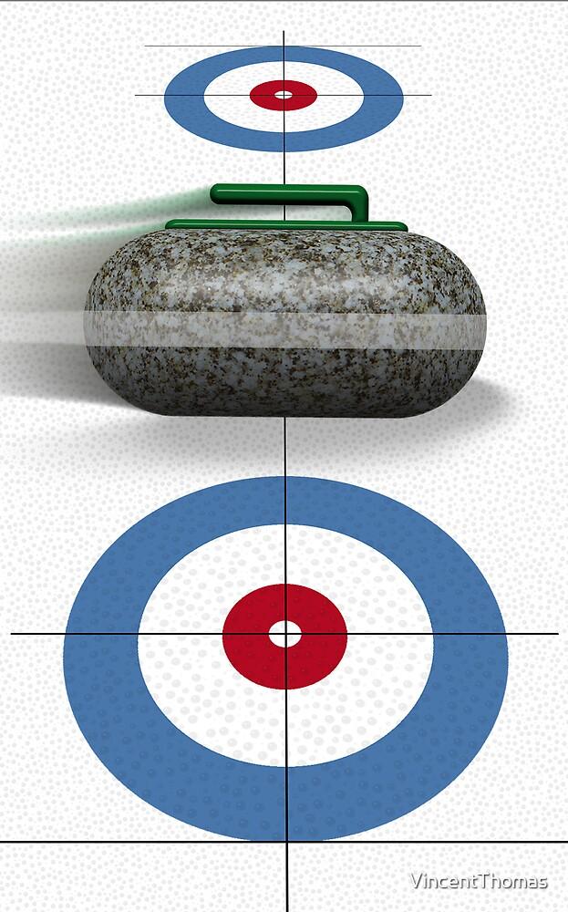 Curling Rock by VincentThomas