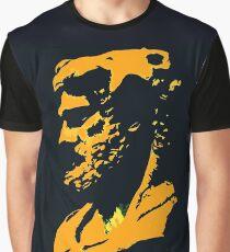 Heracles, the Divine Hero Graphic T-Shirt