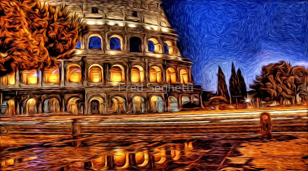 Romo Colosseum by Fred Seghetti