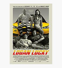 Logan Lucky Photographic Print