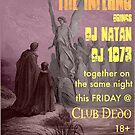 event night at club ad by 1073