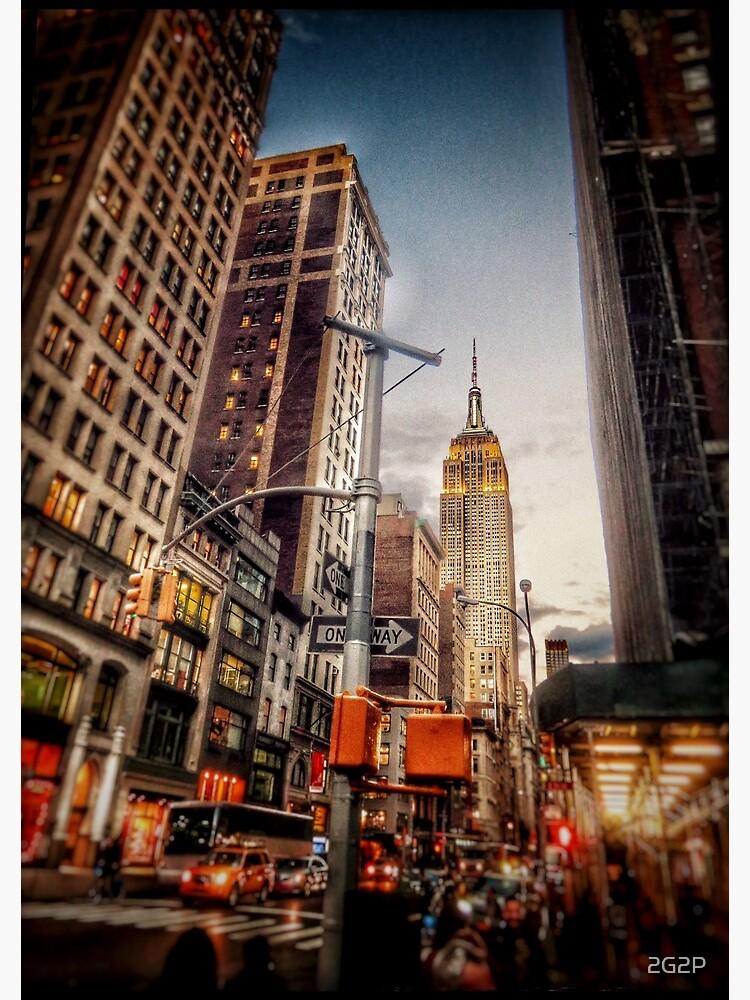 «J'ai vu New-York | 10 |» par 2G2P