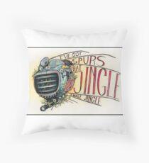 Jingle Jangle Throw Pillow