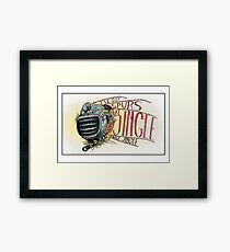 Jingle Jangle Framed Print