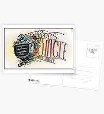 Jingle Jangle Postcards