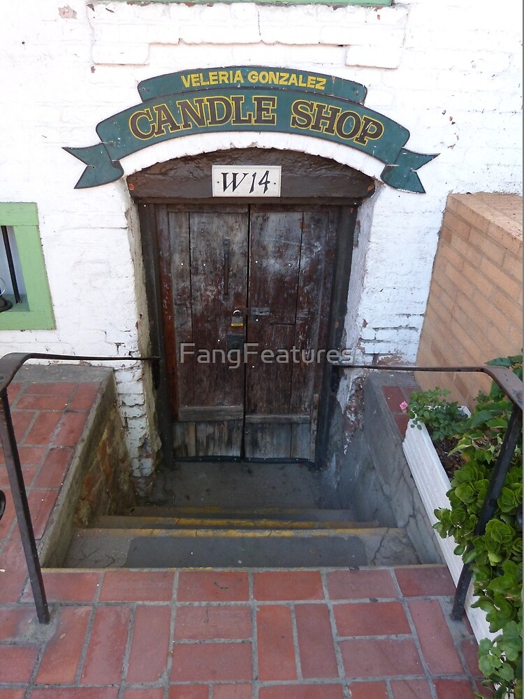 LA's Oldest Door? by FangFeatures