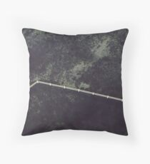 Spatial Reasoning Throw Pillow