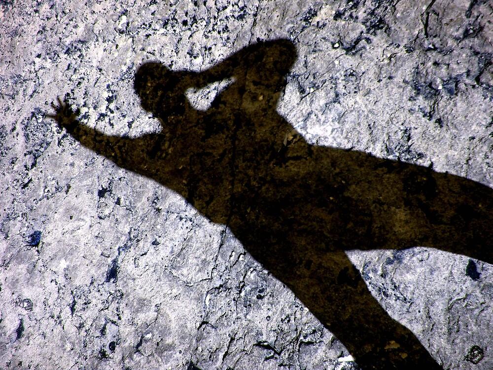 rock climber by SNAPPYDAVE