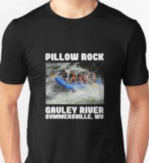 Pillow Rock Gauley River Summerville, WV T-Shirt