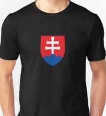 Slovakia coat arms T-Shirt
