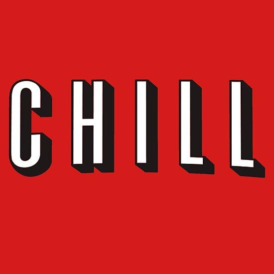 p243sters 171netflix chill logo187 de kelwizard redbubble