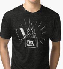 FireWalk Tri-blend T-Shirt