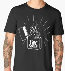 FireWalk Men's Premium T-Shirt