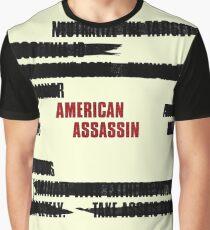 American Assassin Logo Graphic T-Shirt