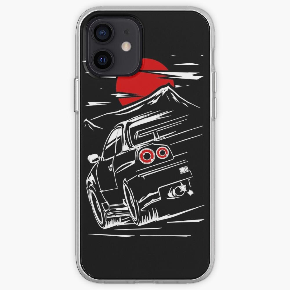 Nissan Skyline GTR 34 | Haruna iPhone Case & Cover