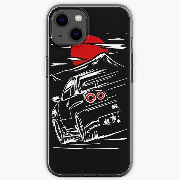 Nissan Skyline GTR 34 | Haruna iPhone Soft Case