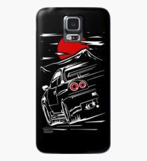 Nissan Skyline GTR 34 | Haruna Coque et skin Samsung Galaxy