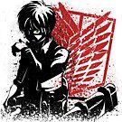 Eren  by ROssO-Uchiha