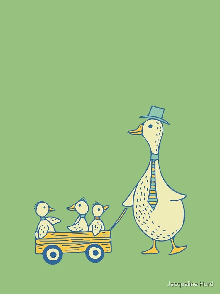 Daddy Duck by JMHurd