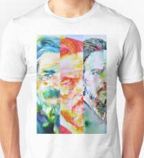 THREE TIMES ALAN WATTS T-Shirt
