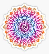 Exclusive Mandala Art Sticker
