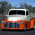 1952 Chevrolet Pickup Truck by TeeMack