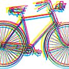 Bicycle sticker by sledgehammer