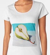 Half a Pear Women's Premium T-Shirt
