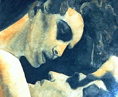 Preludio luego de un beso  by Javier Arturo Marín