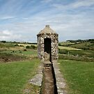 Charles fort turret by nicholaTisdall