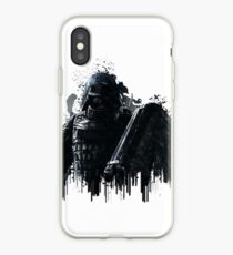 Montagne iPhone Case