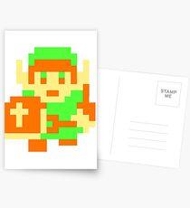 Zelda Postcards