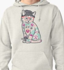 "Cats Put the ""Me"" in MEOW Pullover Hoodie"