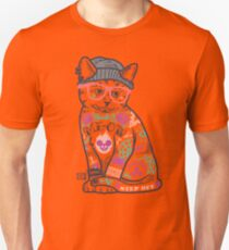 """Cats Put the """"Me"""" in MEOW T-Shirt"""