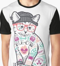 "Cats Put the ""Me"" in MEOW Graphic T-Shirt"