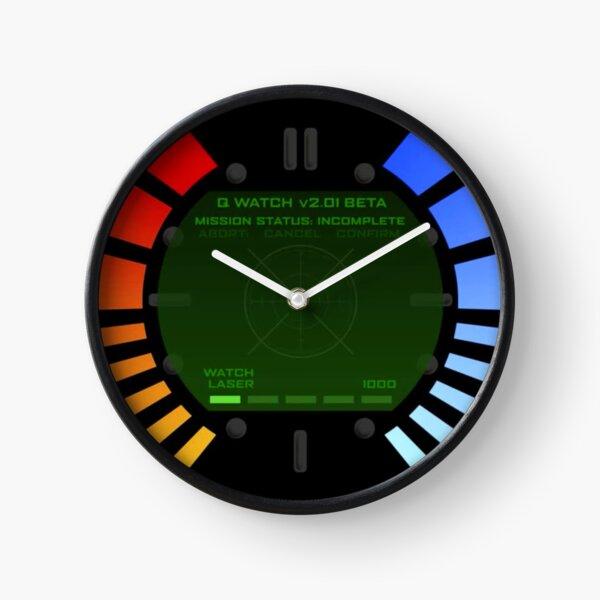 GoldenEye 007 Pause Screen Clock