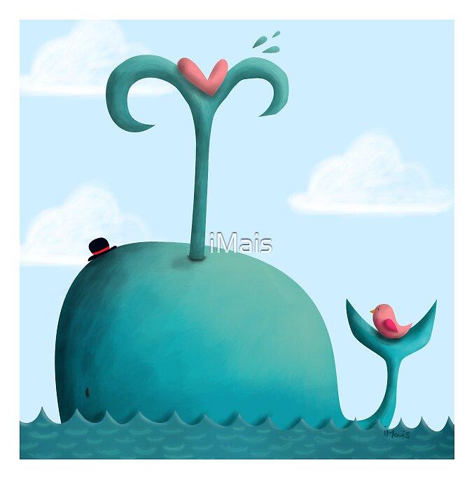 whale by iMais