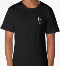 Xxxtentacion broken heart symbol Long T-Shirt