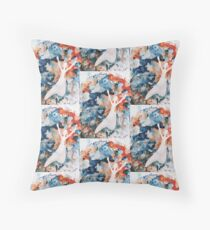 Go Make A Difference Throw Pillow
