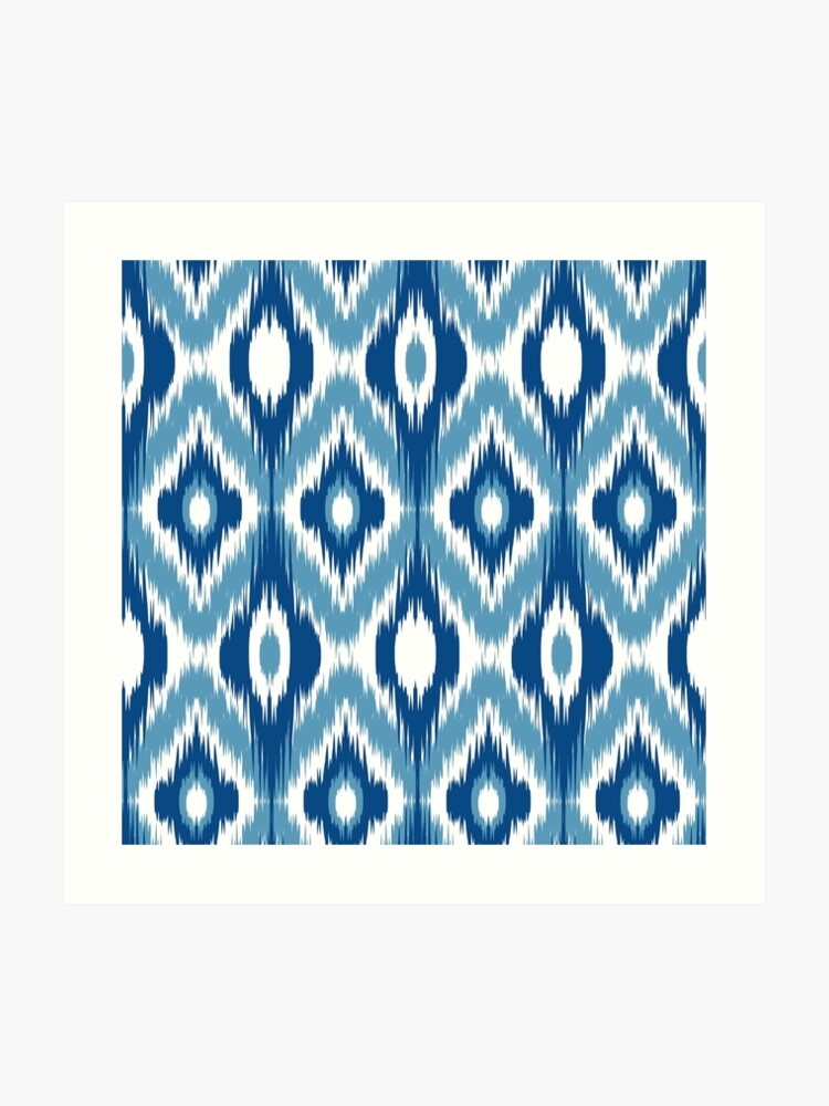 5bc3d623b904 Blue Batik Pattern 20