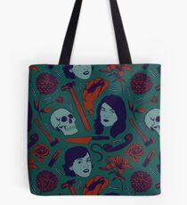 MFM-Color Murderino Pattern Tote Bag