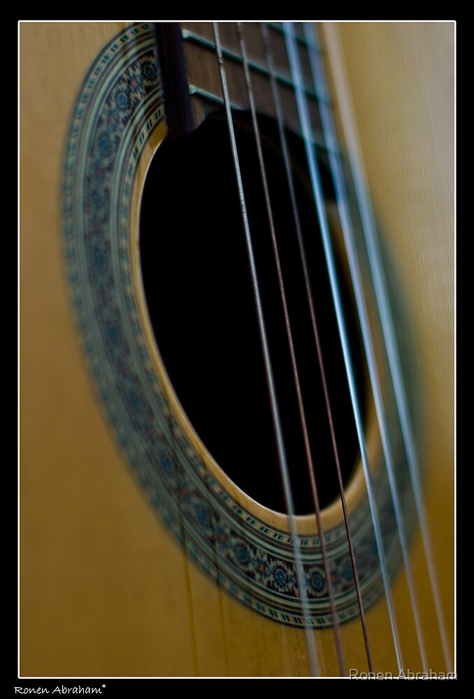 Play With My Guitar 3  by Ronen Abraham