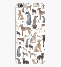 Greyhounds, Wippets and Lurcher Dogs! iPhone Case